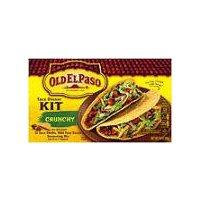Old El Paso Taco Dinner Kit, Crunchy, 12 Each