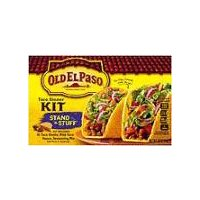 Old El Paso Old El Paso Taco Dinner Kit - Stand'n Stuff, 8.8 Ounce