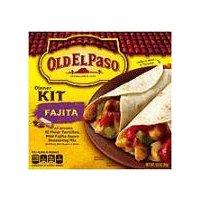 Old El Paso Dinner Kit - Fajita, 12.5 Ounce