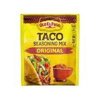 Old El Paso Taco Seasoning Mix, 1 Ounce