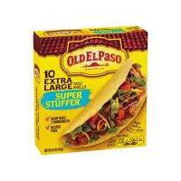 Old El Paso Old El Paso Super Stuffer Taco Shells, 6.6 Ounce