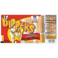 Sargento J.R. Dippers Cheese Dip & Bread Sticks, 3.43 Ounce