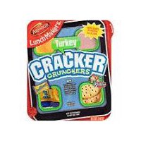 Armour LunchMakers Turkey Cracker Crunchers, 2.44 Ounce