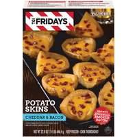 T.G.I. Friday's T.G.I. Friday's Potato Skins - Cheddar & Bacon, 22.8 Ounce