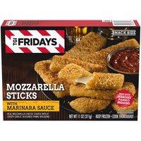 T.G.I. Friday's Mozzarella Sticks With Marinara Sauce, 311 Gram
