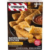 T.G.I. Friday's Mozzarella Sticks With Marinara Sauce, 850 Gram