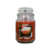Star Candle Apothecary Jar - Apple Cinnamon, 18 Ounce