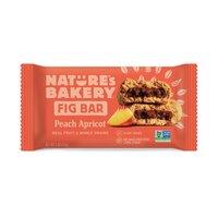 Nature's Bakery Fig Peach Apricot Bar, 2 Ounce