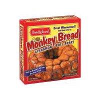 Bridgford Monkey Bread - Cinnamon Pull-Apart, 16 Ounce