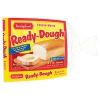 Bridgford Frozen Ready-Dough - White, 48 Ounce