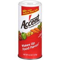 Accent Flavor Enhancer, 4.5 Ounce