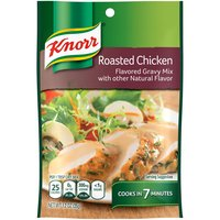 We don't mince words when we say we absolutely love our Knorr Roasted Chicken Gravy Mix. Sure, we're all about eating as much of its warming, savory goodness as we can during the holidays.