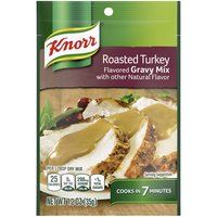 Knorr Gravy Mix Roasted Turkey (1.2oz) allows you to recreate the traditional taste of the holiday season all year round. Perfect over roasted turkey or mashed potatoes.