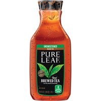 Pure Leaf Unsweetened Tea, 59 Fluid ounce