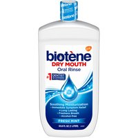 Biotene Mouthwash with Calcium, 33.8 Fluid ounce