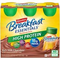 Carnation High Protein Ready-to-Drink - Rich Milk Chocolate, 48.02 Fluid ounce