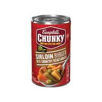 Campbell's® Chunky™ Sirloin Burger with Country Vegetables Soup, 18.8 Ounce