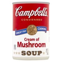 Campbell's® Condensed Condensed Cream of Mushroom Soup, 10.5 Ounce