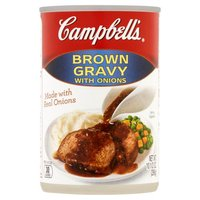 Campbell's® Brown Gravy with Onions, 10.5 Ounce