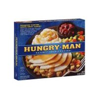 Hungry-Man Roasted Carved Turkey, 16 Ounce