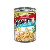 Campbell's® SpaghettiOs® Plus Calcium, 15.8 Ounce