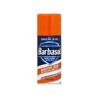 Barbasol Barbasol Shave Cream Sensitive, 7 Ounce