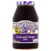 Smucker's Smucker's Jelly - Concord Grape - Value Size, 32 Ounce