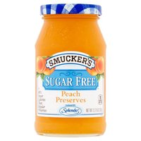 Sugar free, jar