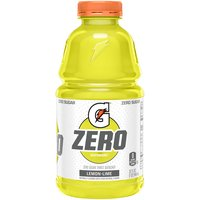 Gatorade Gatorade G Zero Lemon-Lime Zero Sugar Thirst Quencher, 32 Fluid ounce