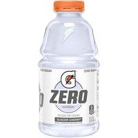 Gatorade Gatorade G Zero Glacier Cherry Zero Sugar Thirst Quencher, 32 Fluid ounce