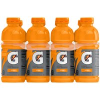 20 fl oz bottles. When you sweat, you lose more than water. You also lose critical electrolytes, like sodium and potassium. Gatorade hydrates better than water and replaces electrolytes lost in sweat.