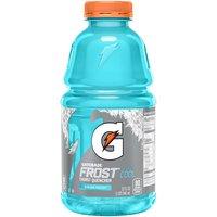 Gatorade Gatorade Frost Glacier Freeze Thirst Quencher, 32 Fluid ounce