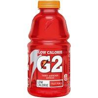 Gatorade G2 Gatorade G2 G Series Perform  Fruit Punch Sports Drink, 32 Fluid ounce