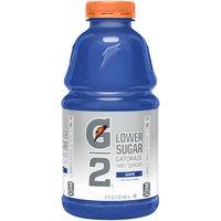 Gatorade Gatorade Low Calorie Grape Thirst Quencher - Single Bottle, 32 Fluid ounce