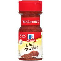 McCormick Chili Powder, 2.5 Ounce