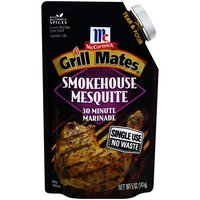 McCormick Grill Mates McCormick Grill Mates Smokehouse Mesquite 30 Minute Marinade, 5 Ounce