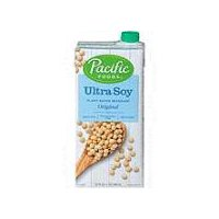 Pacific Ultra Soy Beverage, Original, 31.98 Fluid ounce