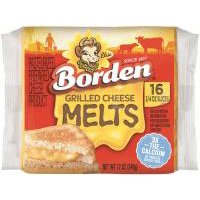 Triple the calcium of process cheese food. Pasteurized prepared cheese product.  16 - .75 oz slices. Single Wrap Slices