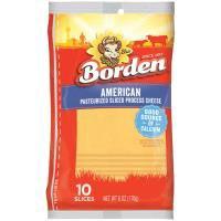 Borden American Singles, 6 Ounce
