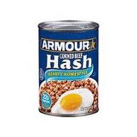 Armour Corned Beef Hash, 397 Gram