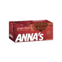 Anna's Ginger Thins, 5.25 Ounce