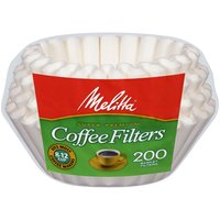 Fits most 8-12 cup coffeemakers. Textured, thicker paper. Traps more oils.