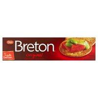 Dare Dare Breton Thin Crackers - Original Flavor, 8 Ounce