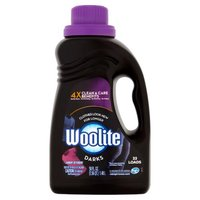 Woolite Woolite Laundry Detergent - For All Darks Concentrated, 50 Fluid ounce