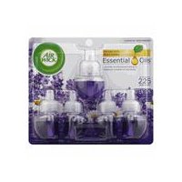 Air Wick Scented Oil Refills - Lavender & Chamomile, 3 Fluid ounce