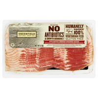Greenfield Greenfield Bacon - Applewood, 12 Ounce