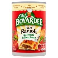Chef Boyardee Beef Ravioli, 15 Ounce