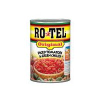Ro-Tel Tomatoes With Green Chilies, 10 Ounce