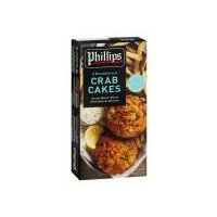 Phillips Foods Boardwalk Crab Cake, 6 Ounce
