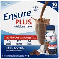 Ensure Nutrition Shake Milk Chocolate, 128 Fluid ounce